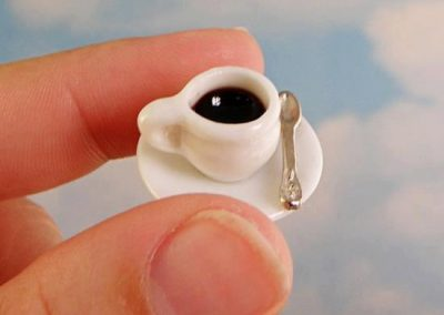 Verdens minste café